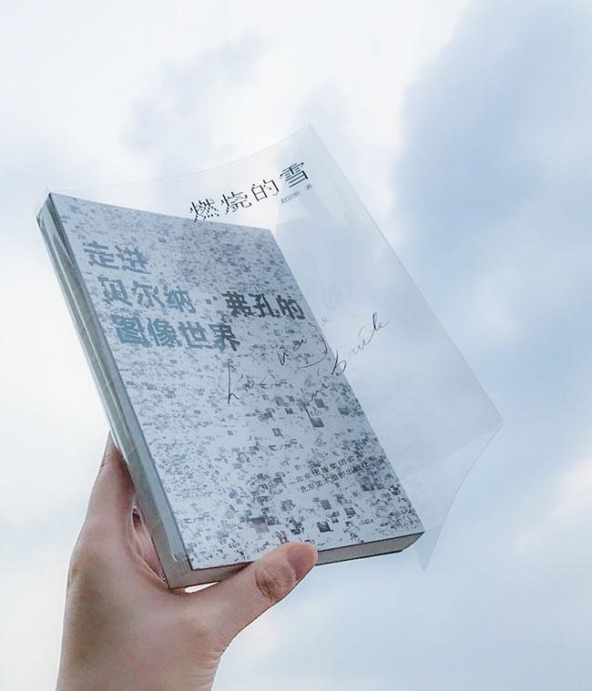 La Neige qui Brûle par Xinxin Zhao